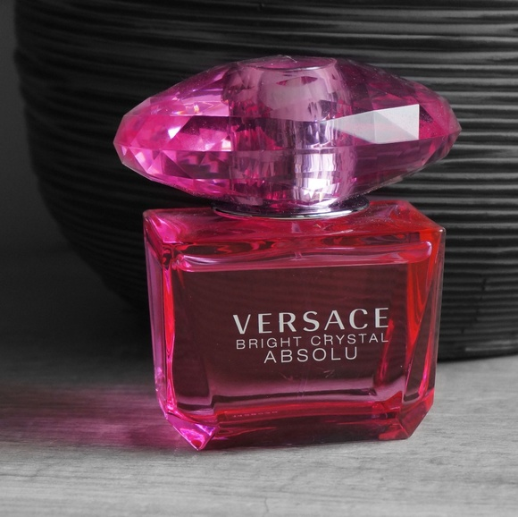 Versace Other - [SOLD] Versace Bright Crystal Eau de Parfum 3 oz